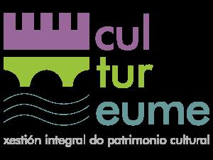 Cultureume | Xestión integral do patrimonio cultural Logo